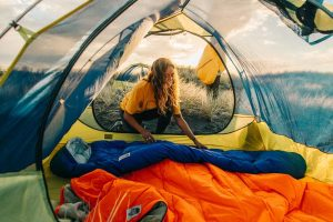 THE NORTH FACE – CAMP OUT WITH OUR ECO TRAIL COLLECTION