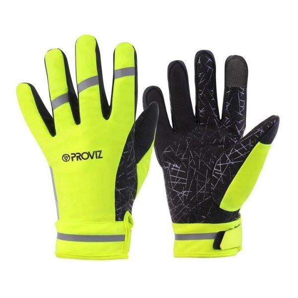 Proviz Classic Waterproof Cycling Gloves