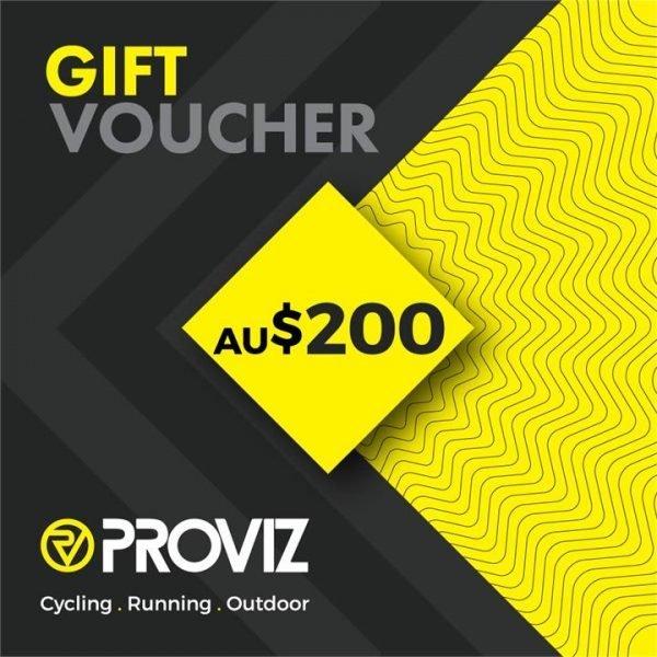 Proviz Gift Voucher - AU$200