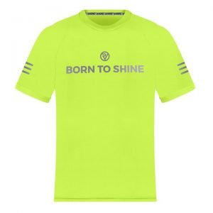 Proviz NEW: Born to Shine – Men's Short Sleeve Top