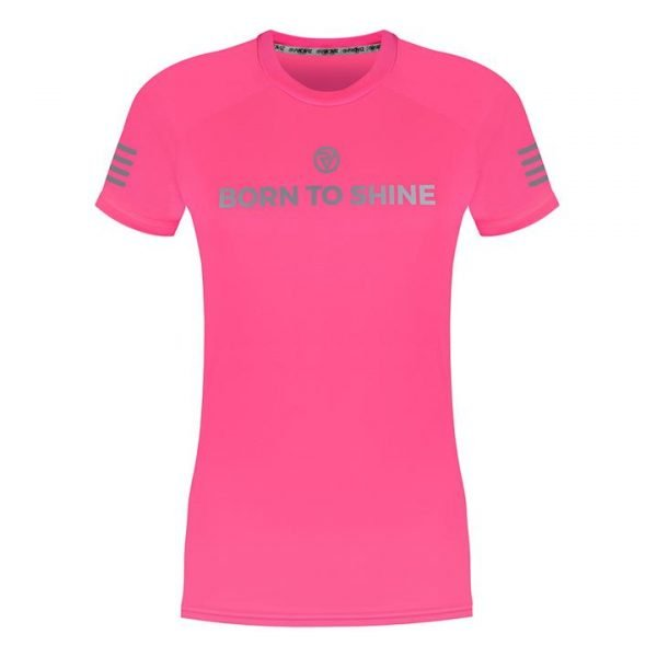 Proviz NEW: Born to Shine - Women's Short Sleeve Top