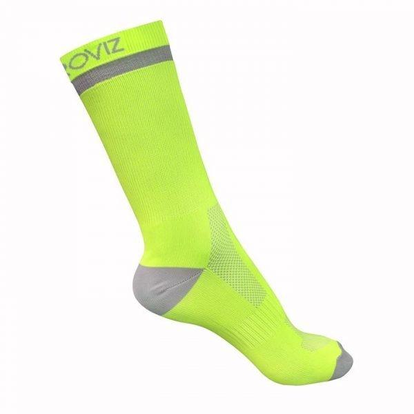 Proviz NEW: Classic Airfoot Running Socks - Mid-Length