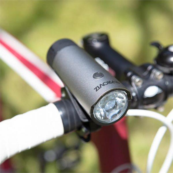 Proviz NEW: LED360 Capella Front Bike Light