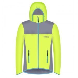 Proviz NEW: Nightrider Kids' Fleece-Lined Waterproof Jacket