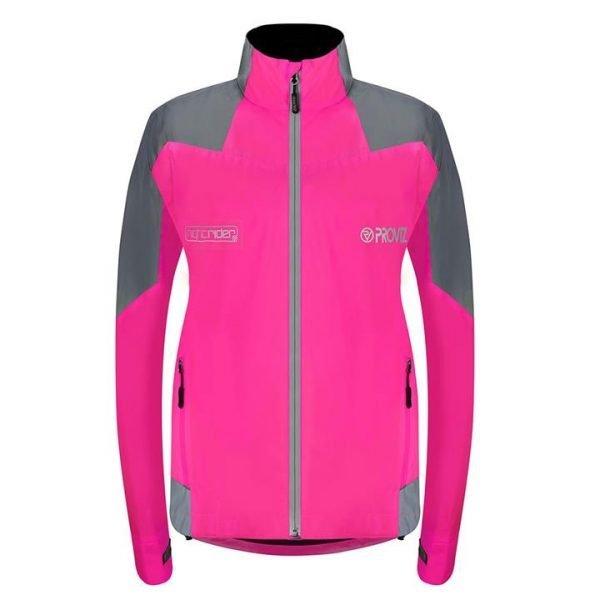Proviz NEW: Nightrider Women's Cycling Jacket 2.0