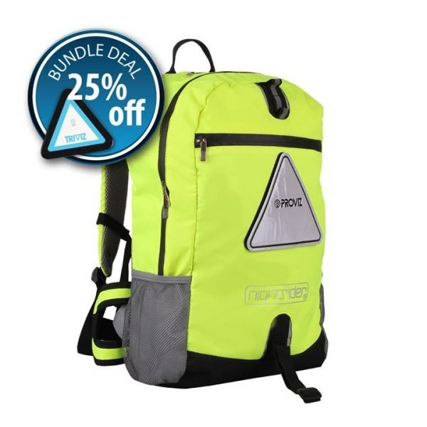 Proviz Nightrider Backpack - 30 Litres