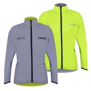Proviz Switch Women's Cycling Jacket – Yellow / Reflective