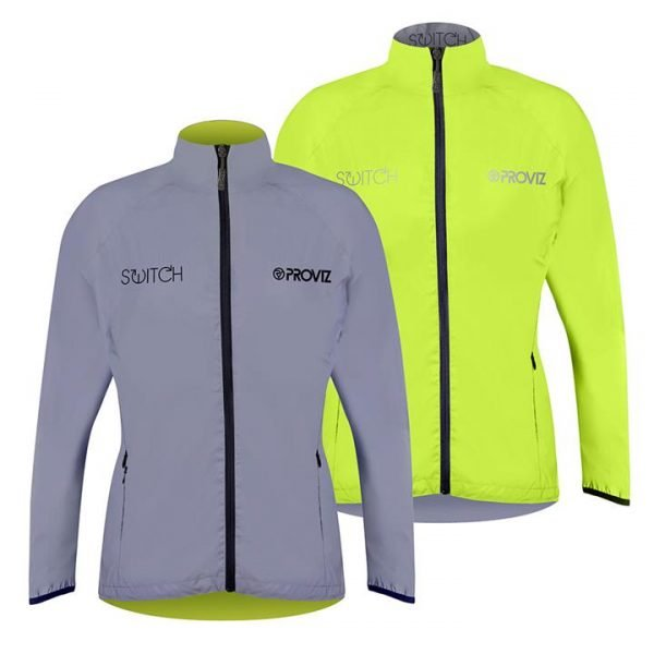 Proviz Switch Women's Cycling Jacket - Yellow / Reflective
