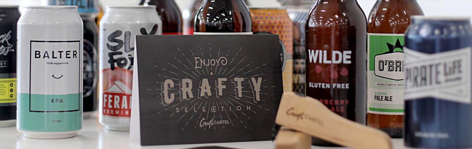 Craft Cartel Liquor Latest Promotions