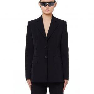 Maison Margiela Classic Black Blazer