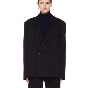 Enfants Riches Deprimes Black Wool Jacket