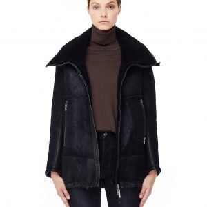Isaac Sellam Reversible Shearling Jacket
