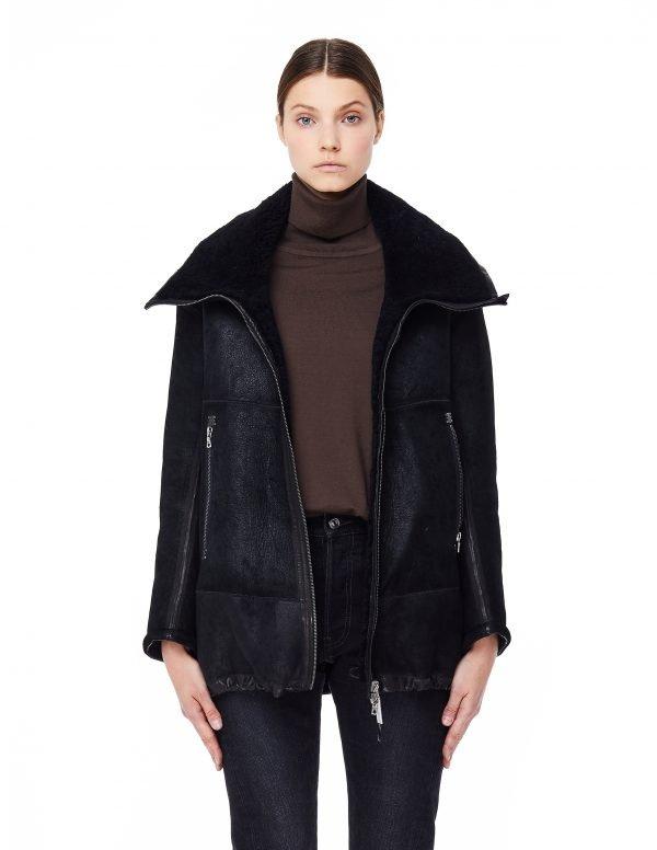 Isaac Sellam Reversible Shearling Jacket